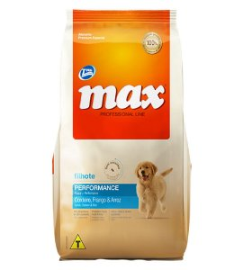 Ração Max para Cães filhotes Sabor Frango 15kg