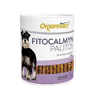 Fitocalmyn Palitos 1kg - Organnact                      *Imagem Meramente Ilustrativa*