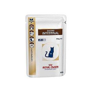 Ração Úmida Royal Canin Sachê Feline Gastro Intestinal Wet - 100g
