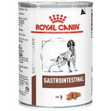 Ração Úmida Royal Canin Lata Canine Veterinary Diet Gastro Intestinal - 400g