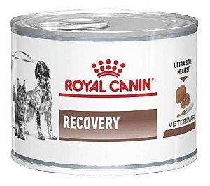 Recovery Royal Canin Veterinary Ração Lata Cães e Gatos 195g