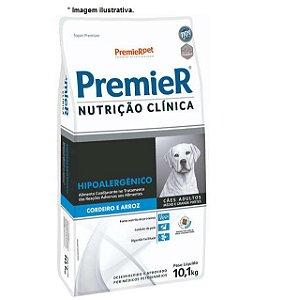 Ração Premier Nutrição Clínica Hipoalergênico para Cães Adultos Raças Médias e Grandes Cordeiro 10,1kg