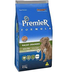 Ração Premier Cordeiro para Cães Adultos de Raças Grandes e Gigantes 15kg