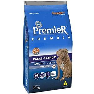 Ração Premier Pet Formula Cães Adultos Raças Grandes e Gigantes Frango 20kg