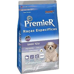 Ração Premier Pet Raças Específicas Shih Tzu Filhote 2,5kg