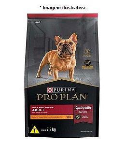 Ração Super Premium Purina Pro Plan Cães Adultos Minis e Pequenas 7,5kg
