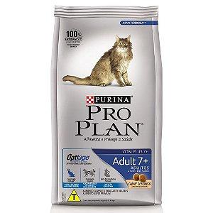 Ração Nestlé Purina Pro Plan para Gatos Sênior +7 anos 7,5kg