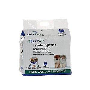 Tapete Higiênico Pet Care 60x58 - 30 Unidades