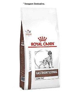 Ração Royal Canin Canine Gastro Intestinal Low Fat para Cães Adultos 10,1kg