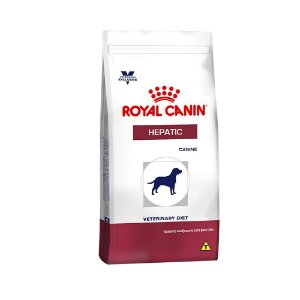 Ração Royal Canin Canine Hepatic para Cães Adultos 2kg