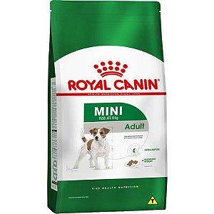 Ração Royal Canin Mini Adult para Cães Adultos de Raças Pequenas 7,5kg