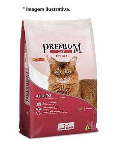 Ração Royal Canin Premium Cat para Gatos Castrados 10,1kg