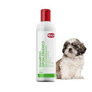 Shampoo Hipoalergênico Ibasa 200ml                    *Imagem Meramente Ilustrativa*