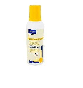 Shampoo Dermatólogico Virbac Peroxydex Spherulites - 125ml  Vencto: Out/20