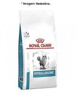 Ração Royal Canin Feline Hypoallergenic para Gatos com Alergia Alimentar 1,5kg