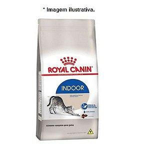 Ração Royal Canin Feline Indoor para Gatos Adultos 1,5kg