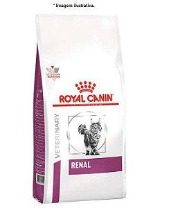 Ração Royal Canin Feline Renal para Gatos com Doenças Renais 1,5kg