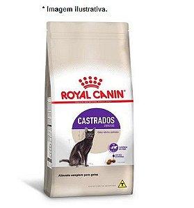 Ração Royal Canin Castrados Sterilised para Gatos Adultos 1,5kg