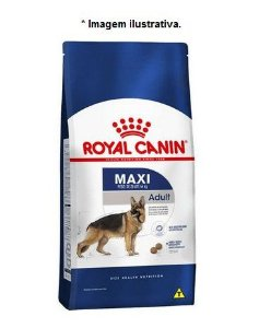 Ração Royal Canin Maxi Adult  para Cães Adultos Grandes 15kg