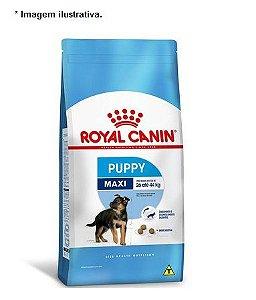 Ração Royal Canin Maxi Puppy para Cães Filhotes de Raças Grandes 15kg