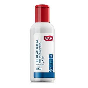 Solução de Higiene Bucal Ibasa - 100ml       *Imagem Meramente Ilustrativa*