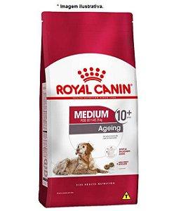 Ração Royal Canin Medium Ageing 10 + para Cães Idosos de Raças Médias 15kg