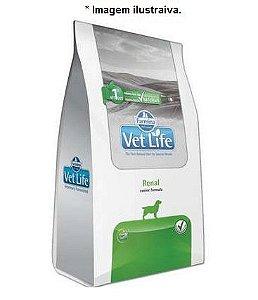 Ração Farmina Vet Life Natural Renal para Cães 10,1kg