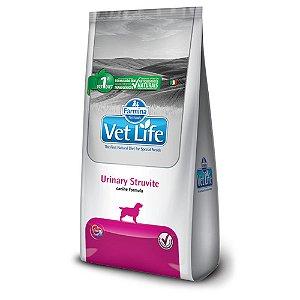 Ração Farmina Vet Life Natural Urinary Struvite para Cães Adultos - 10kg       *Imagem Meramente Ilustrativa*