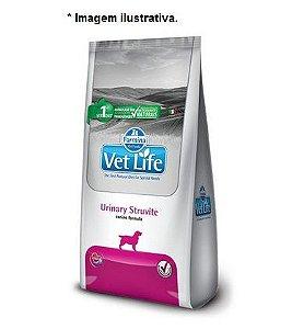 Ração Farmina Vet Life Natural Urinary Struvite para Cães Adultos 2kg