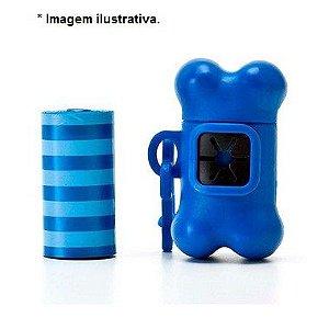 Conjunto Cata Caca kIT hIgienico  BBB Pet para Coleiras - 1 Rolos