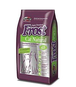 Ração Frost para Gatos Adultos Cat Natural 7,5kg