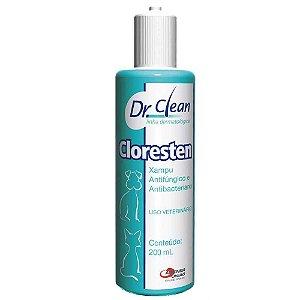 Shampoo Antibacteriano Agener União Dr.Clean Cloresten 200ml