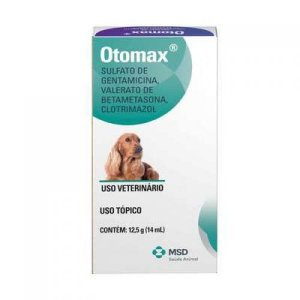 Otomax Líquido 12,5gr 14ml