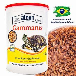 Alimento p/ Tartarugas Gammarus 110g