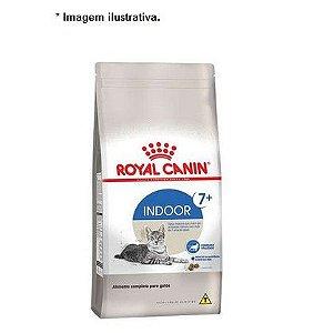 Ração Royal Canin Feline Indoor 7 + para Gatos Adultos  com mais de 7 anos 1,5kg