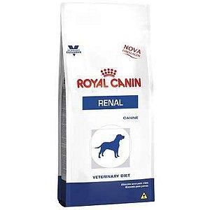 Ração Royal Canin Canine Veterinary Diet Renal para Cães com Insuficiência Renal 2kg
