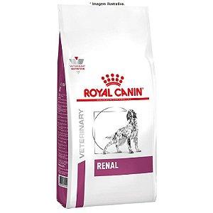 Ração Royal Canin Canine Renal para Cães com Insuficiência Renal 2kg