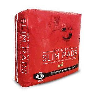 Tapete Higiênico Slim Pads 30unid tamanho 80x60