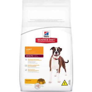 Ração Hill's Science Diet Canino Adulto Light Original 15kg