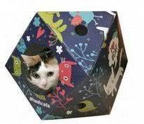 Brinquedo Gatos caixa Hashcats