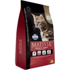 Ração Farmina Matisse Frango e Arroz para Gatos Adultos 2,5kg