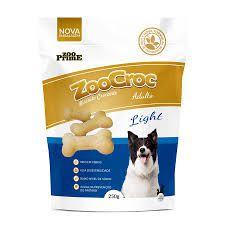 Zoocroc  biscoito crocante adulto light 250gr