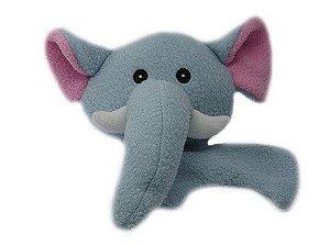 Brinquedo Elefante Soft c/ som - aprox. 12cm