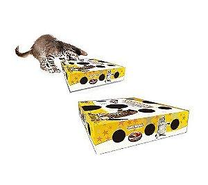 Brinquedo Gatos Gatorama com uma Bolinha