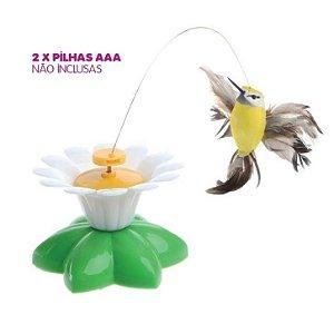 Brinquedo Gatos Elétrico Bird Pop