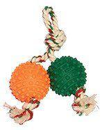 Brinquedo Bola Cravo Dupla (cores) - P