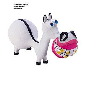 Brinquedo Burrico - Burro de Borracha +- 20cm