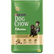 Ração Nestlé Purina Dog Chow Extra Life Filhotes Frango e Arroz 15kg
