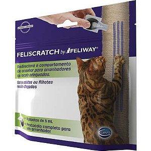 Feliscratch By Feliway com 9 Pipetas de 5ml (Vcto:Out/20)