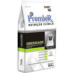 Ração Premier Nutrição Clínica Obesidade para Cães Adultos Pequeno Porte 10,1kg